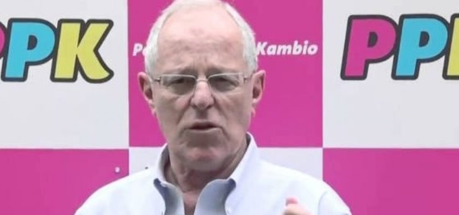 Preso há uma semana, PPK é hospitalizado no Peru