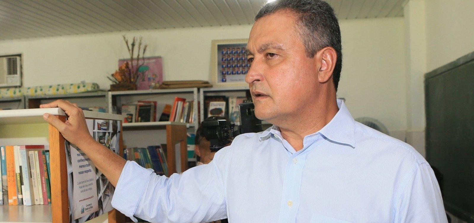 Rui retou! governador reclama de 'grupos de zap': 'Só notícia falsa'
