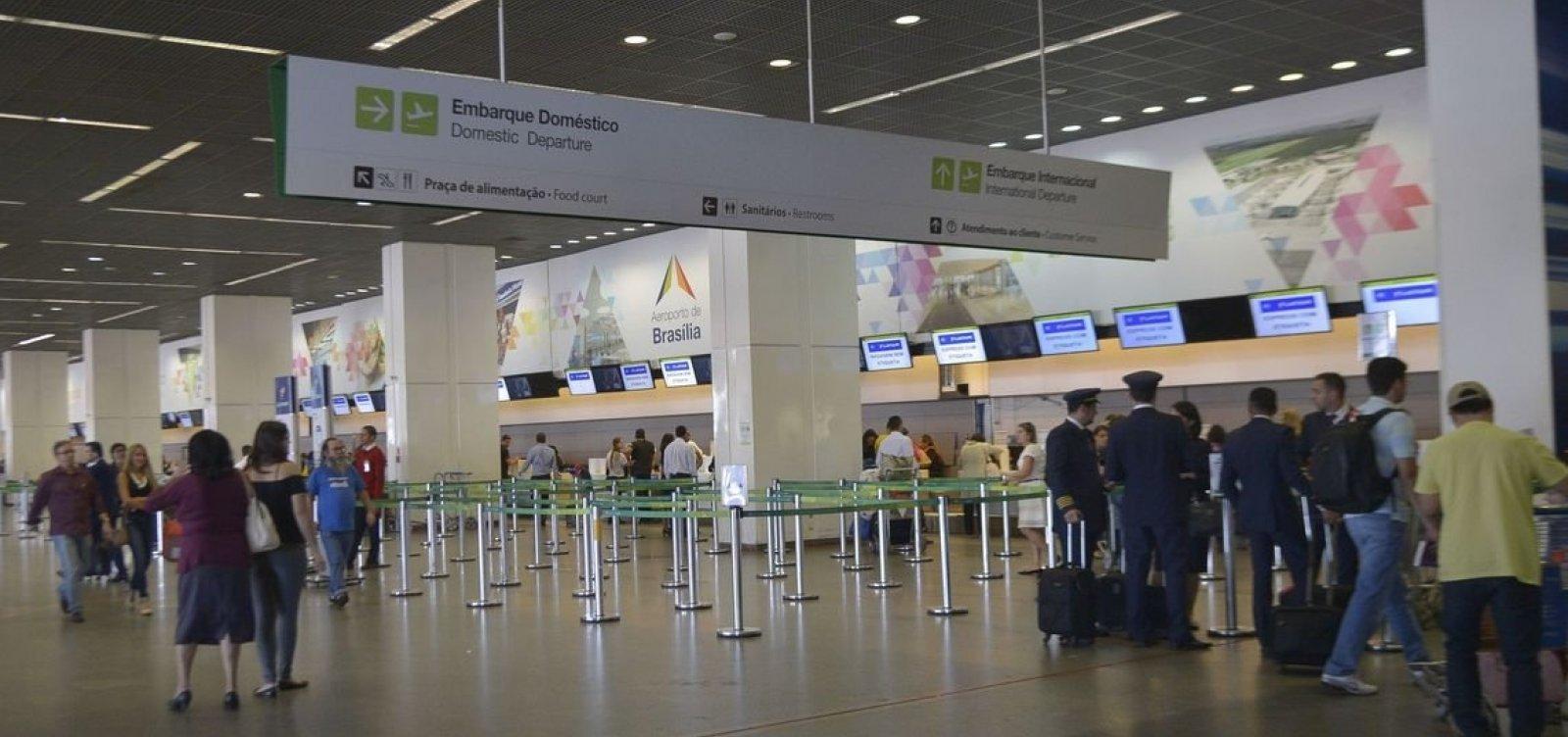 Anac fechará postos presenciais de atendimento em aeroportos