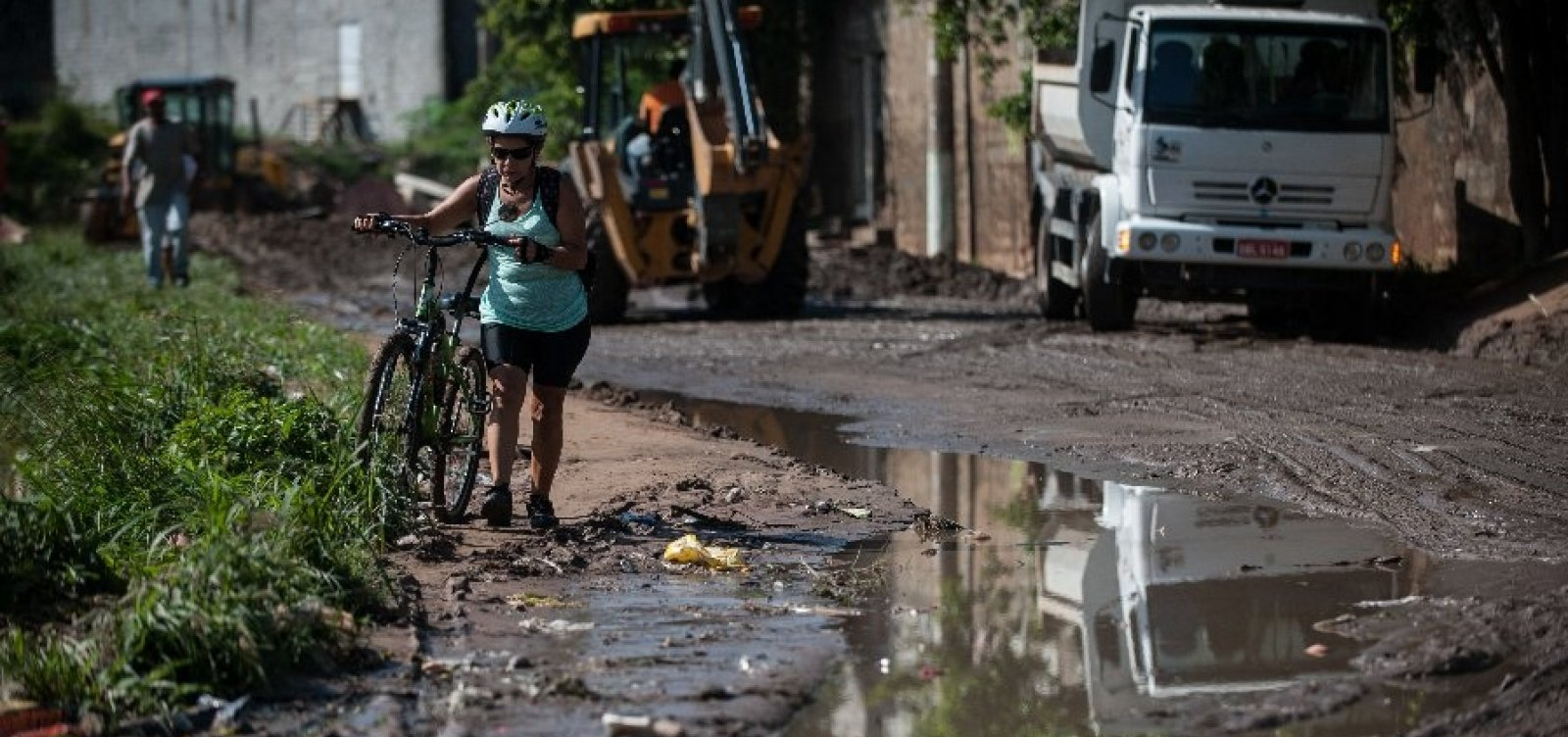 Salvador registrou 26 casos de leptospirose em 2019