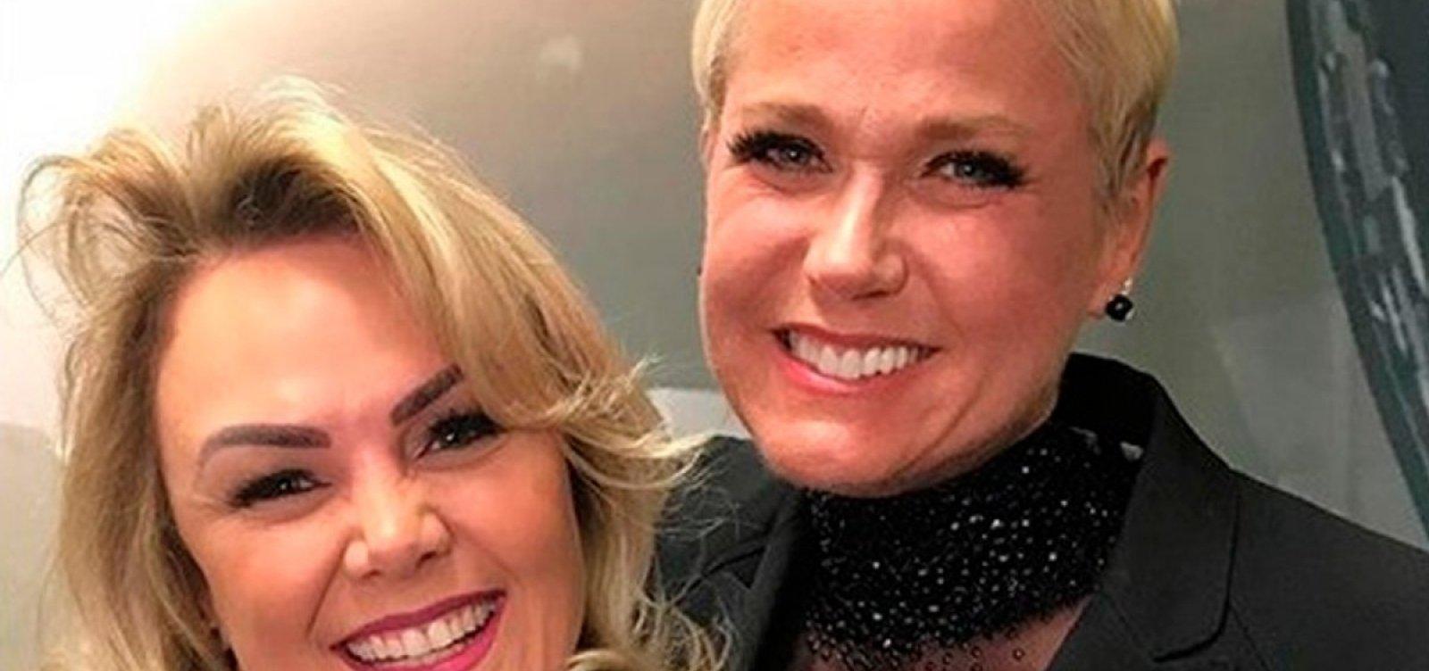 Xuxa contrata segurança para ex-paquita agredida por marido