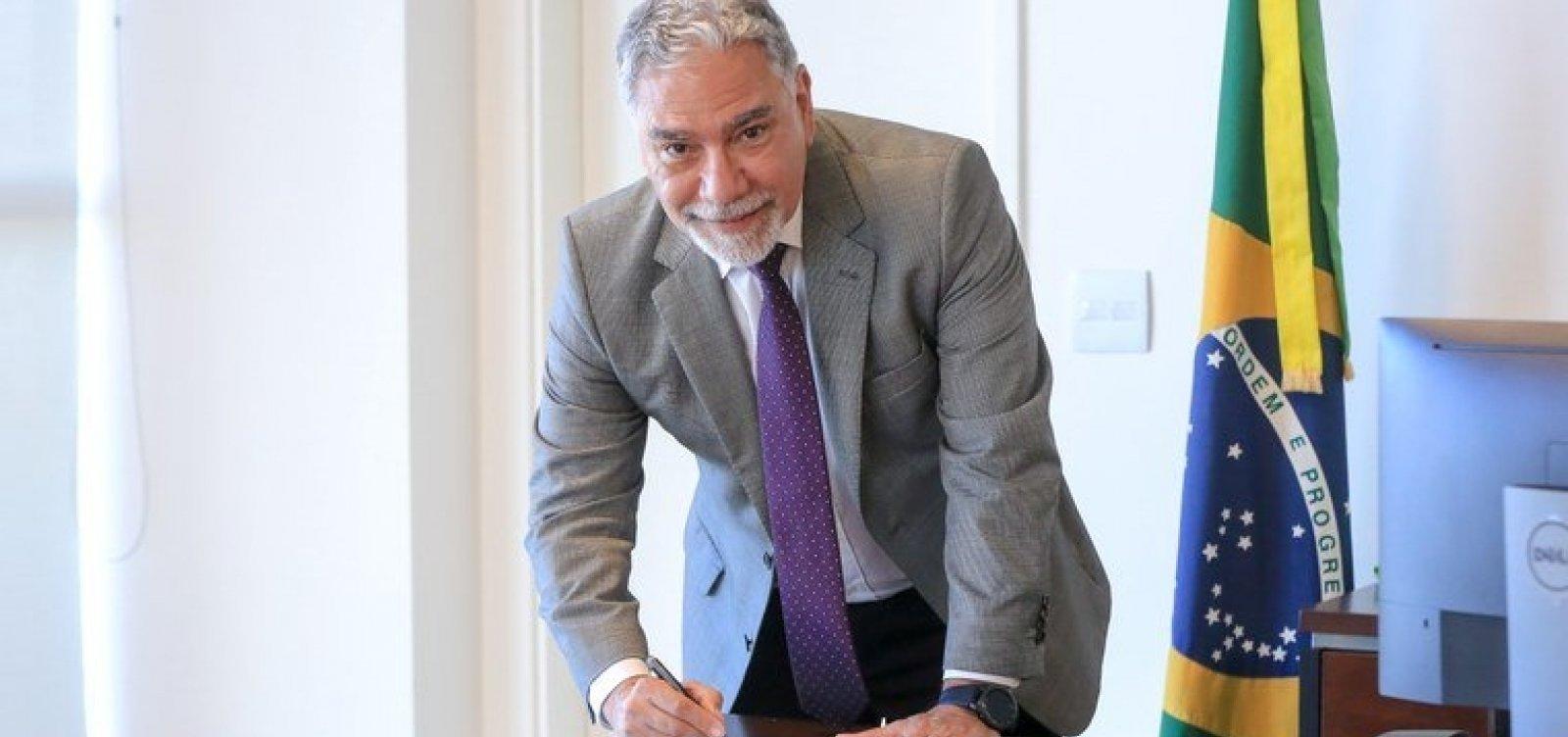 Governo exonera general Marco Vieira de secretaria especial do Esporte