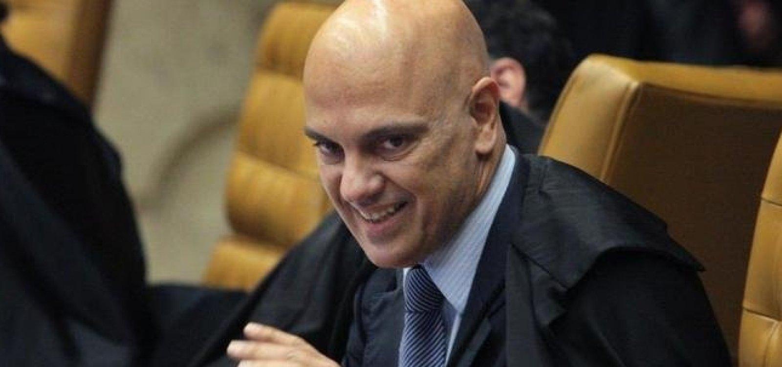 Ministro do STF revoga decisão de censurar site e revista