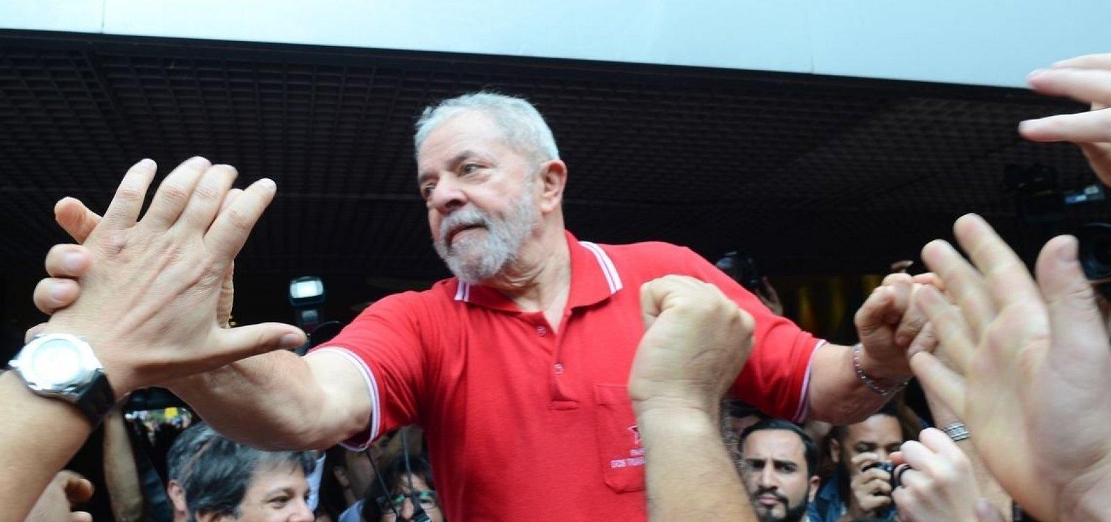 STF vai autorizar Lula a dar entrevistas