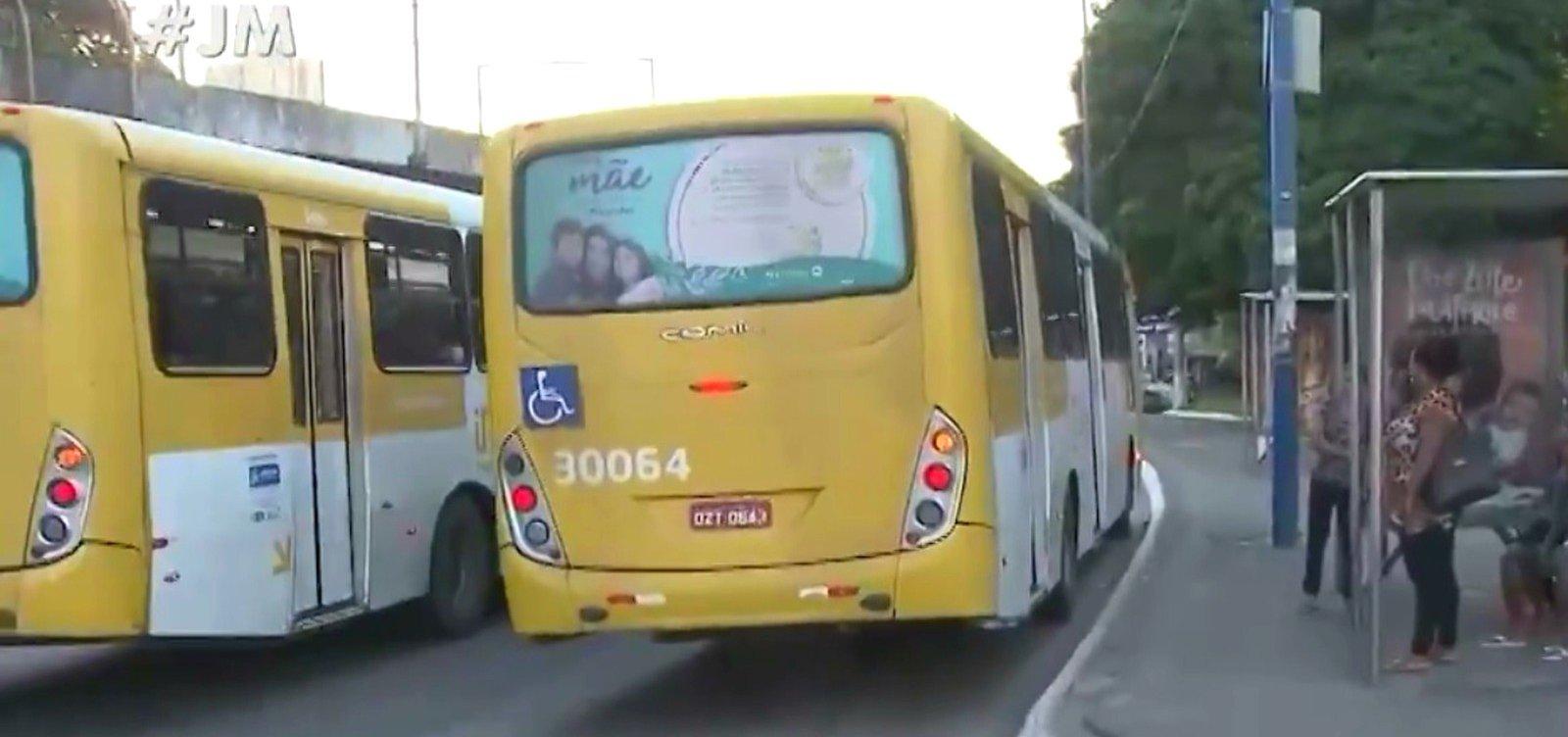 Prefeitura adia mudanças no trajeto das linhas de ônibus em Ondina