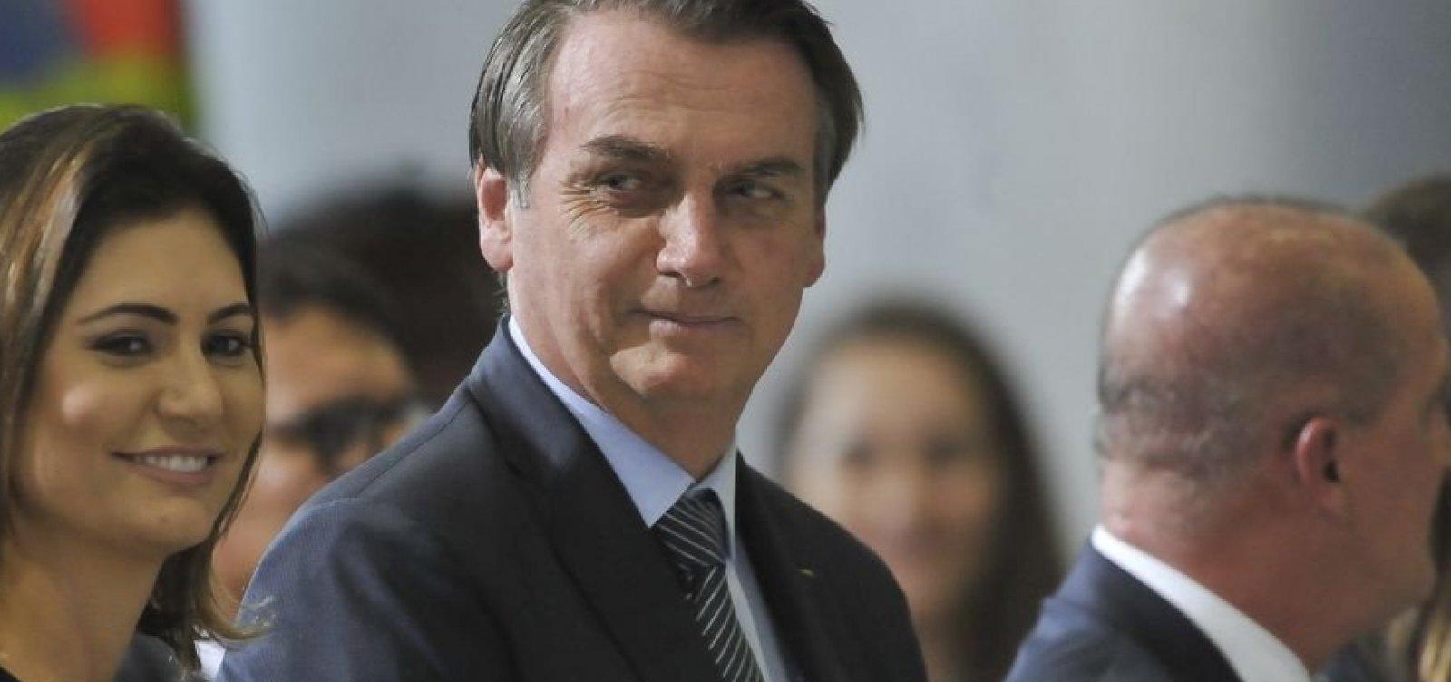 Bolsonaro divulga calculadora da Previdência no Twitter