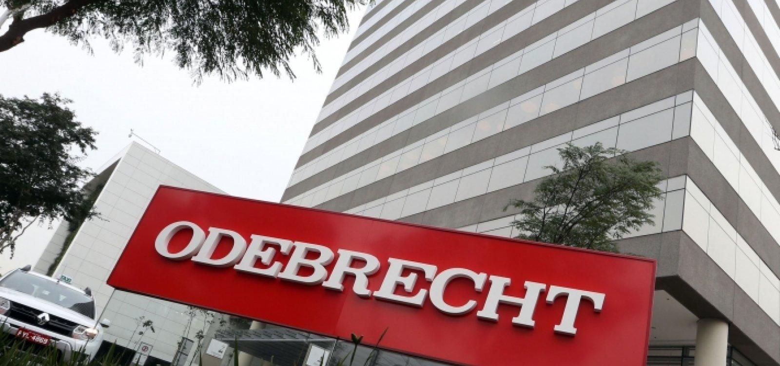 Documento revela 187 pagamentos da Odebrecht; baiano está na lista