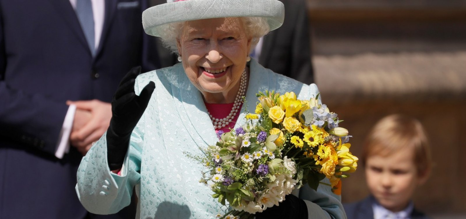 Rainha Elizabeth II completa 93 anos neste domingo