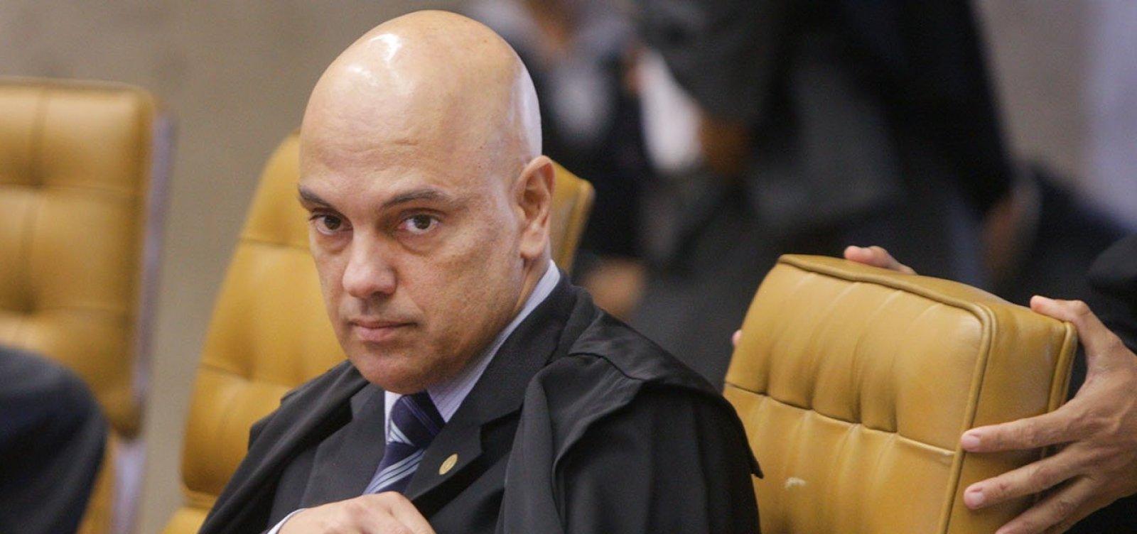 Ministro do STF justifica censura antes da verificação de possível fake news