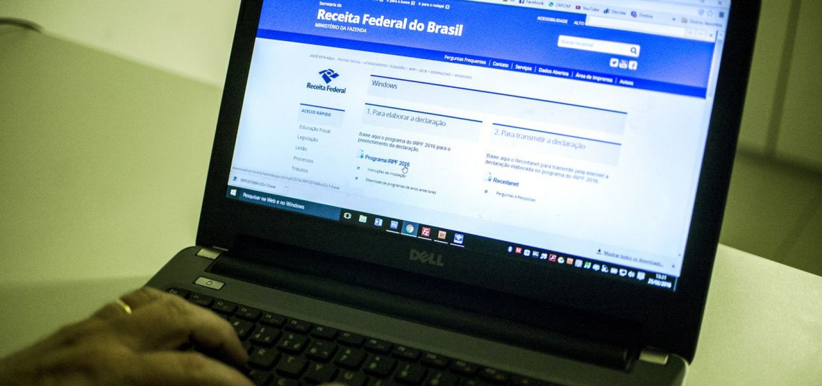 Mais de 667 mil contribuintes baianos já declararam o Imposto de Renda