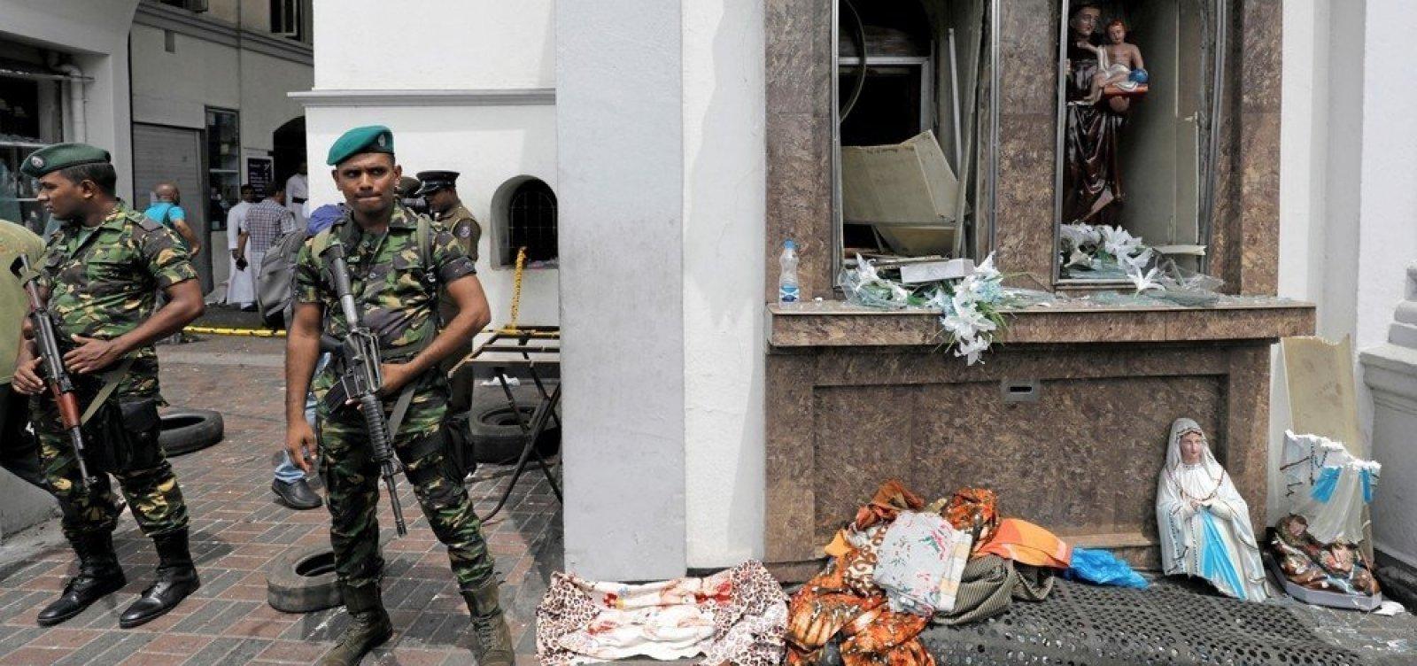 Grupo terrorista NTJ é apontado como autor de ataques no Sri Lanka