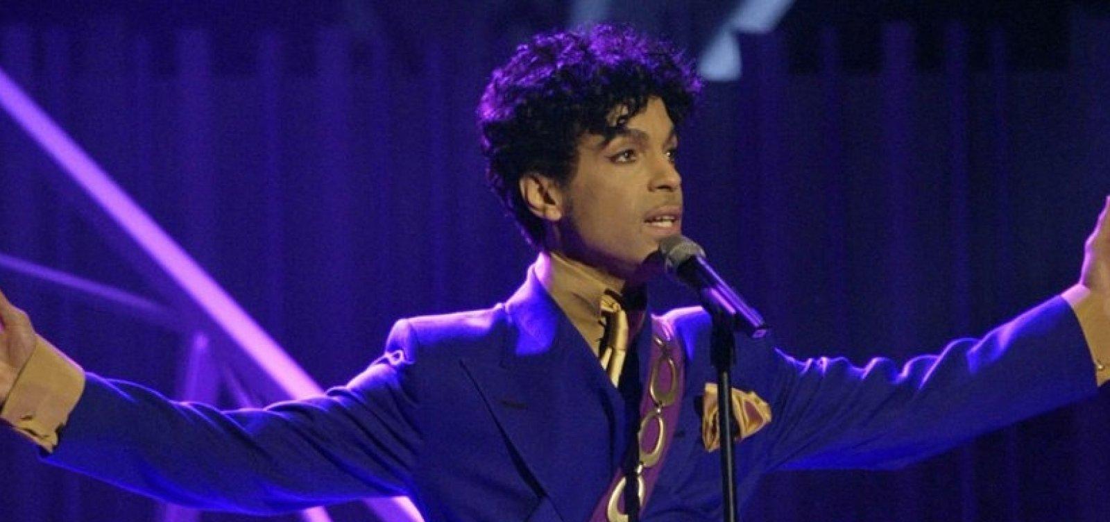 Biografia de Prince com capítulos escritos pelo próprio será lançada em outubro