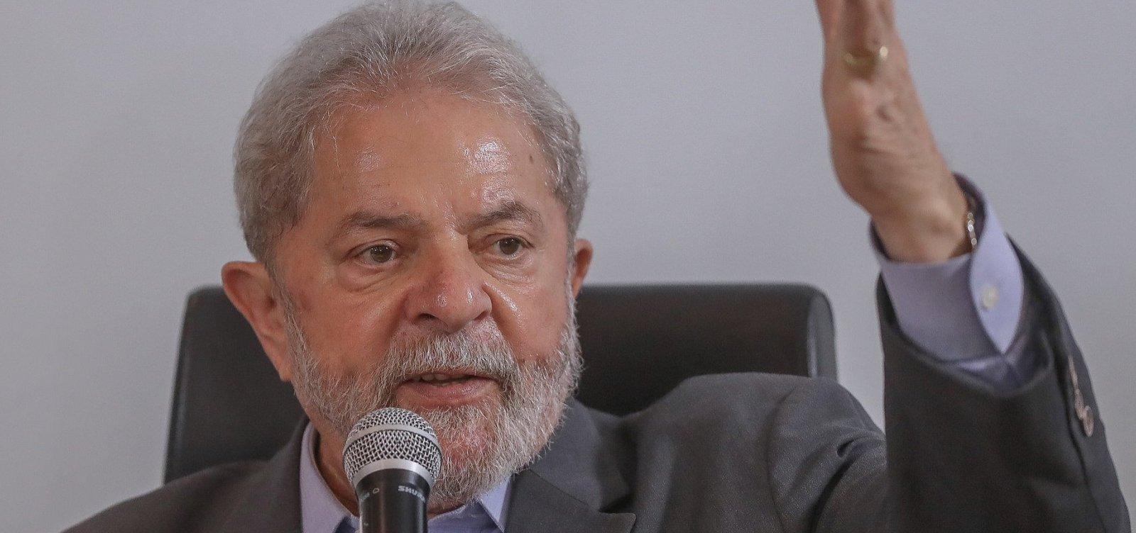 Relator vota pela redução da pena de Lula no caso do triplex