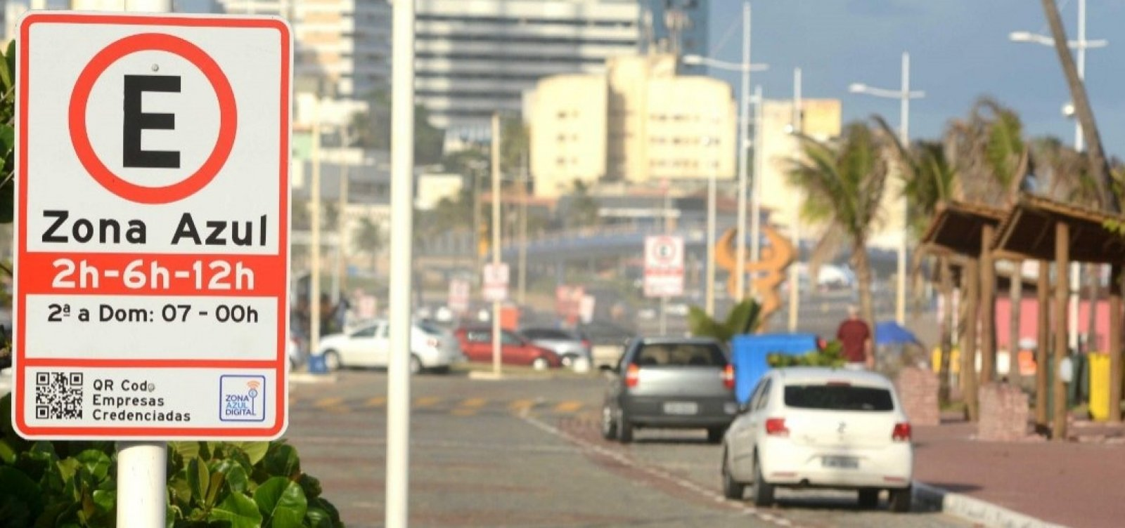 Zona Azul ganha 234 novas vagas em Salvador