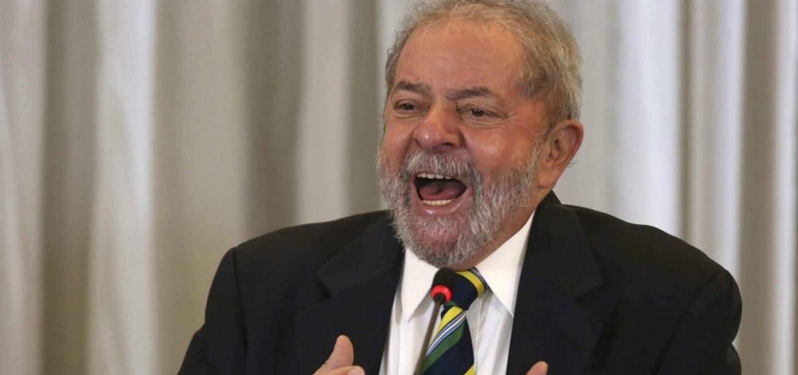 Amigos de Lula querem vaquinha para pagar multa de R$ 3 mi do STJ