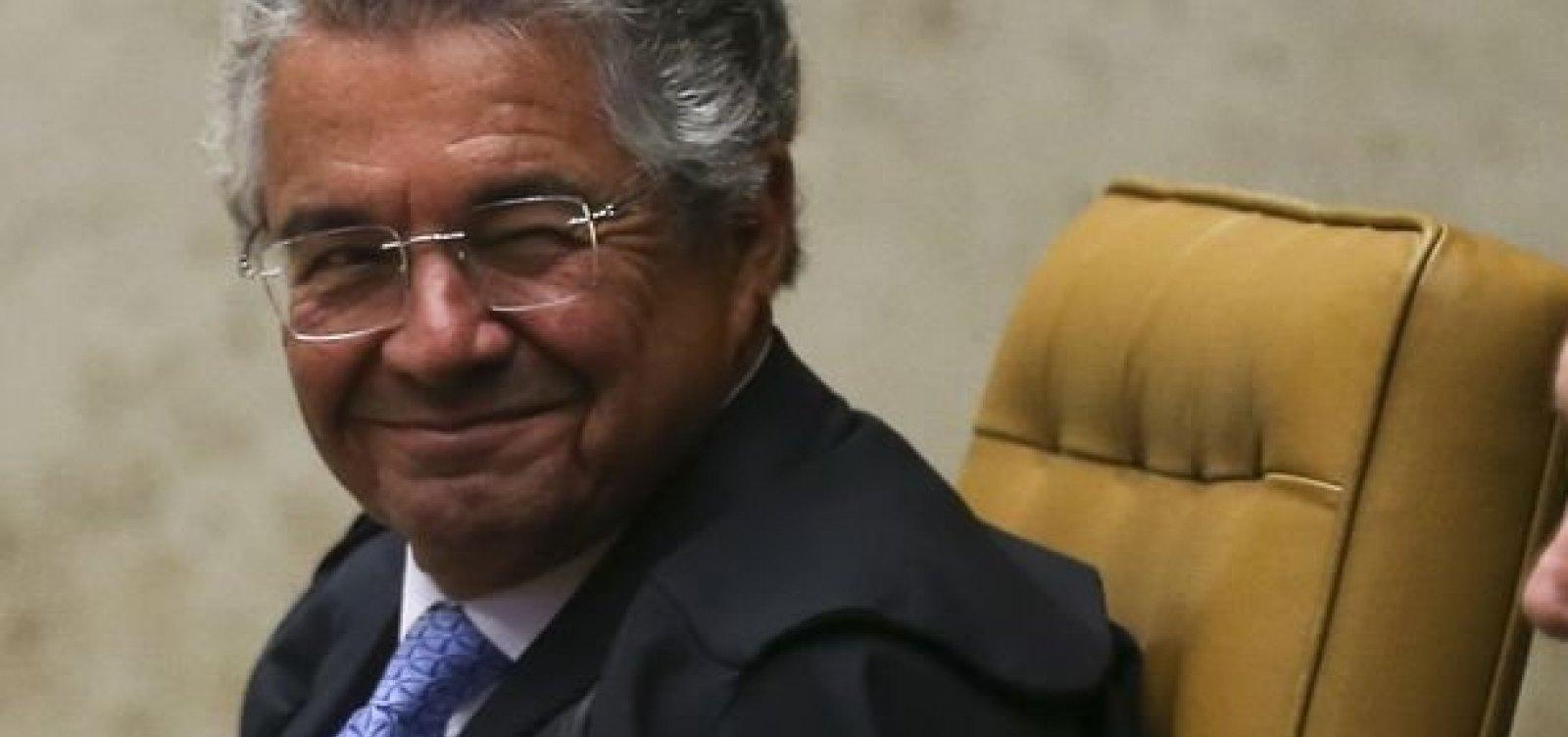 'Eu tenho uma dúvida seríssima quanto aos crimes', diz Marco Aurélio sobre Lula