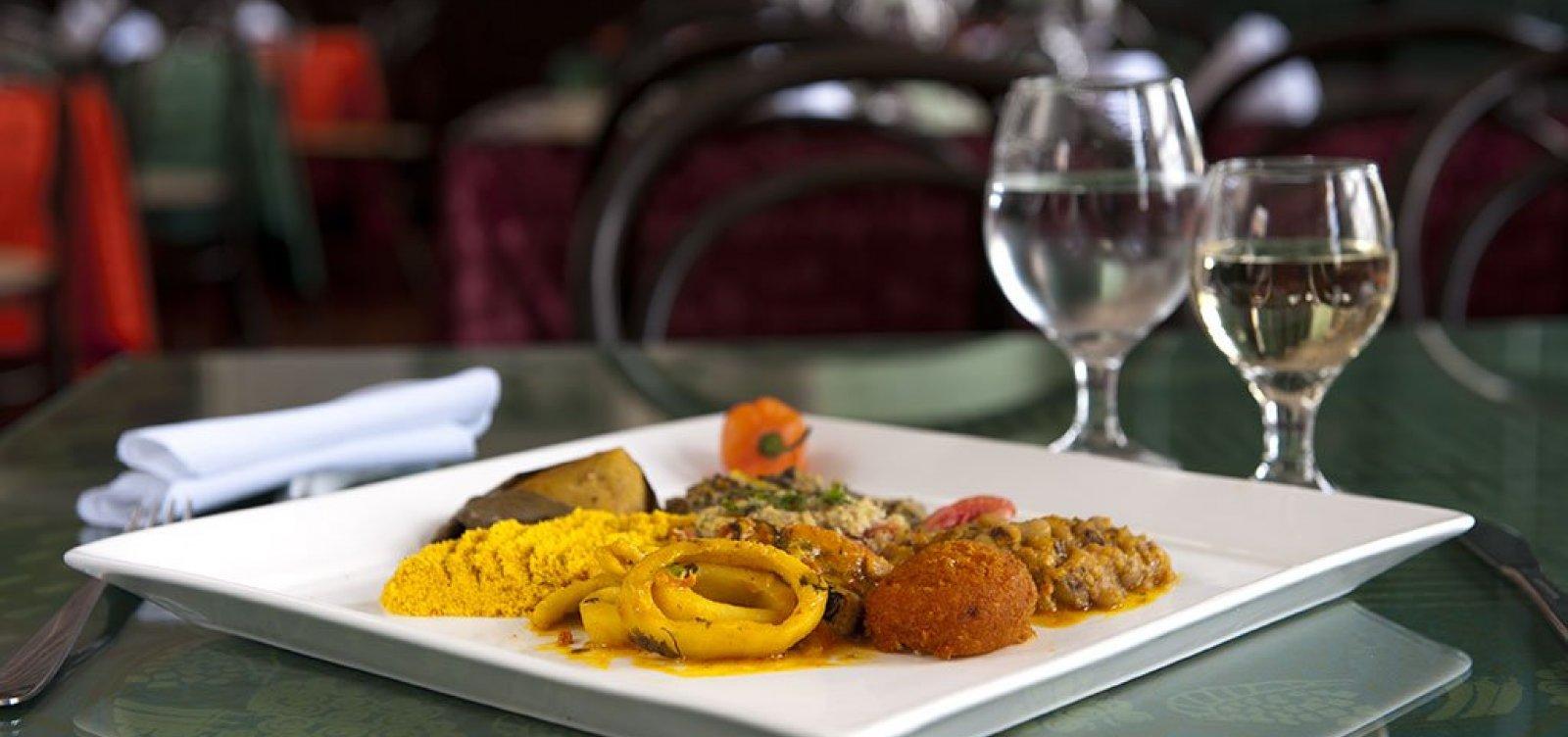 Restaurante Senac Pelourinho: a variedade da gastronomia baiana em um só lugar