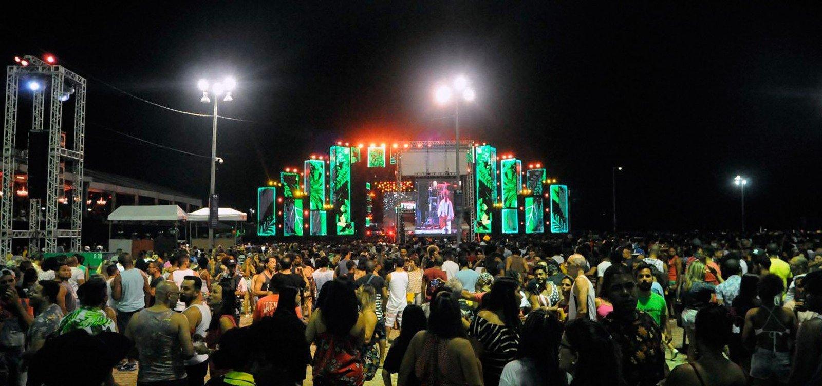 Festival da Virada: confira programação dos cinco dias de festa de Réveillon de Salvador