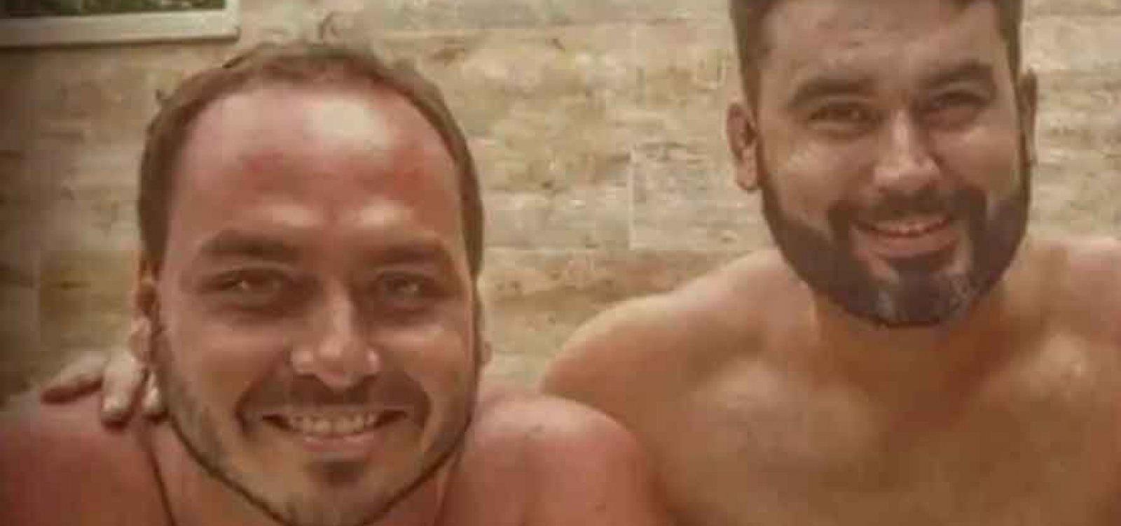 Senador dá emprego de R$ 23 mil para Leo Índio, primo dos filhos de Bolsonaro