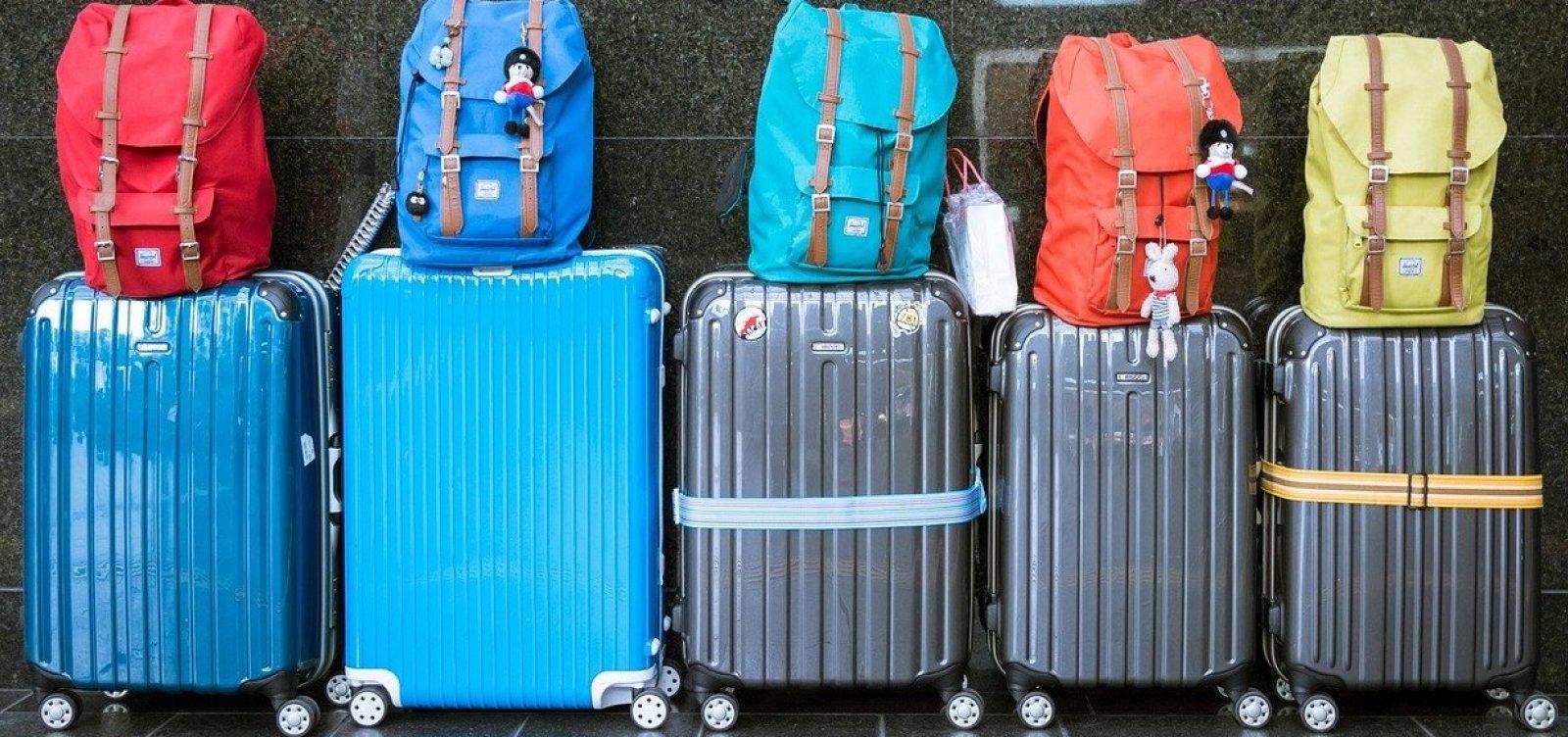 Comissão aprova determinação pela volta do despacho gratuito de bagagens