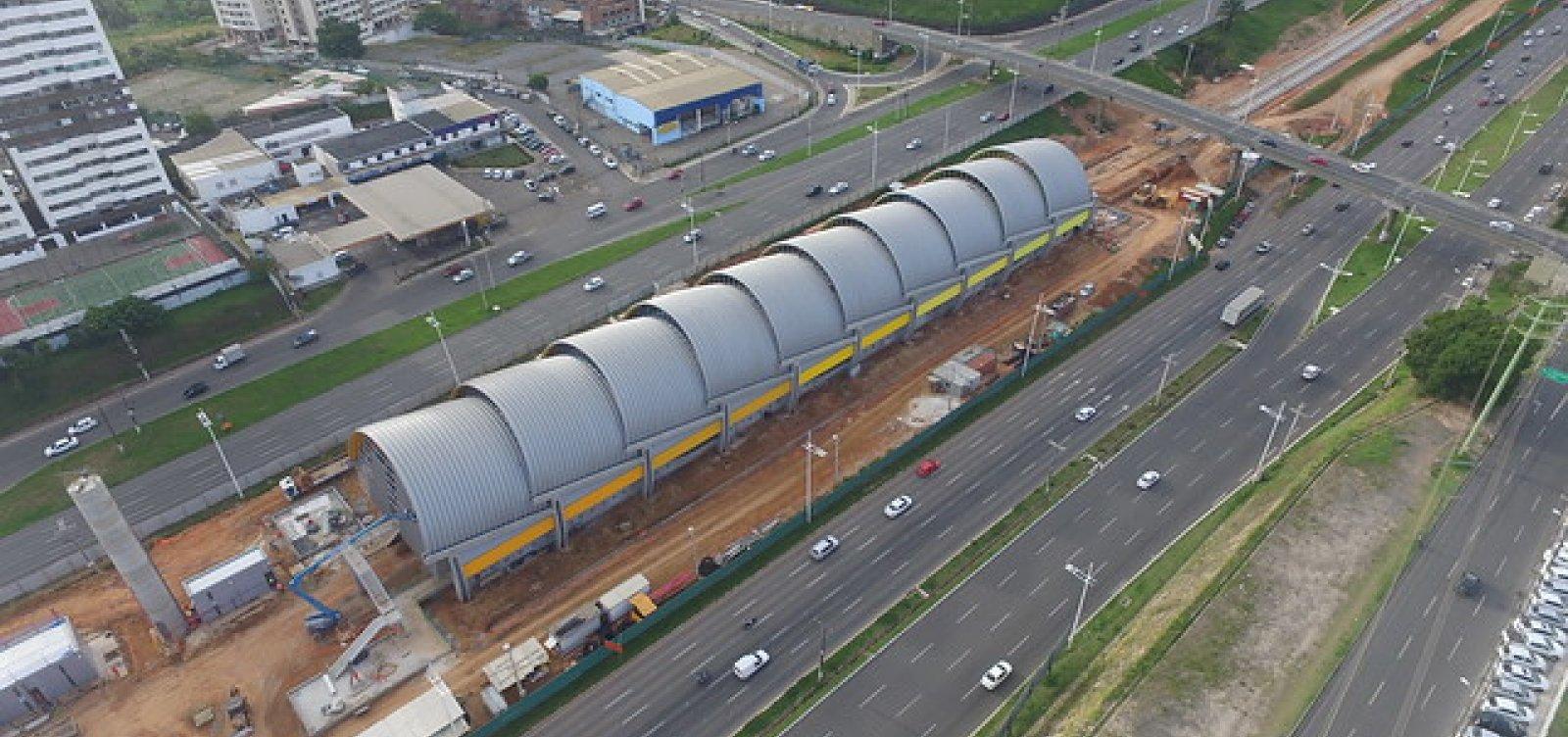 Governo estuda implantação de duas novas estações demetrô: Barra e Campo Grande