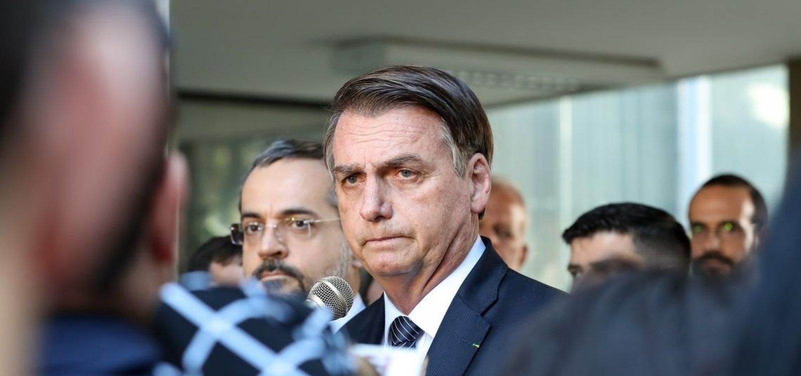 Bolsonaro proíbe uso de palavras do universo LGBT em campanhas estatais