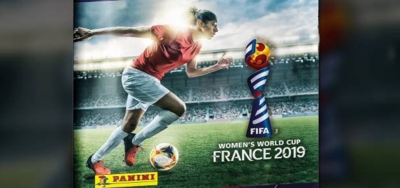 Copa do Mundo feminina terá álbum da Panini