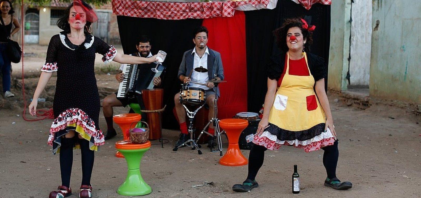 Parque da Cidade conta com apresentações teatrais gratuitas
