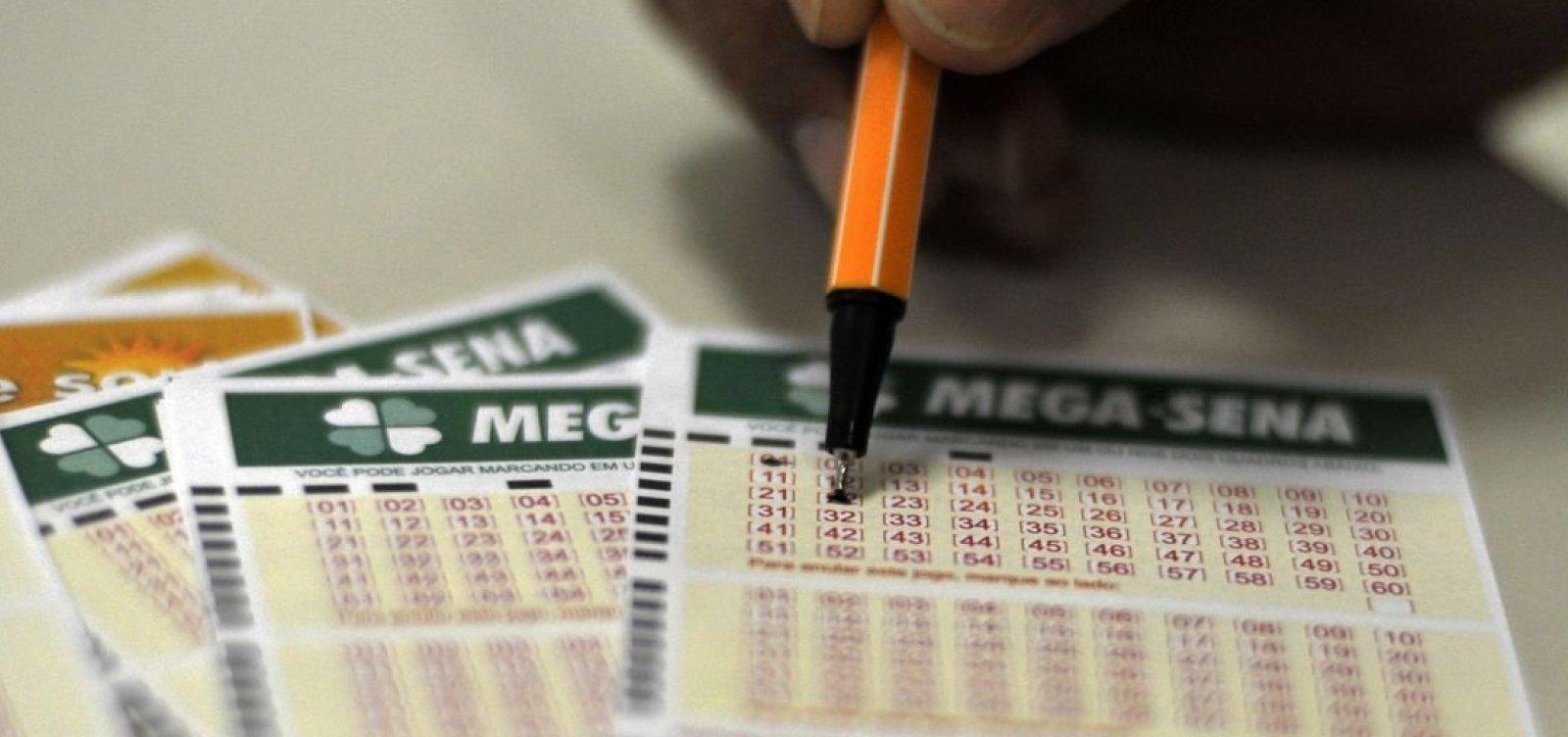 Mega-Sena pode pagar hoje maior prêmio do ano: R$ 105 milhões