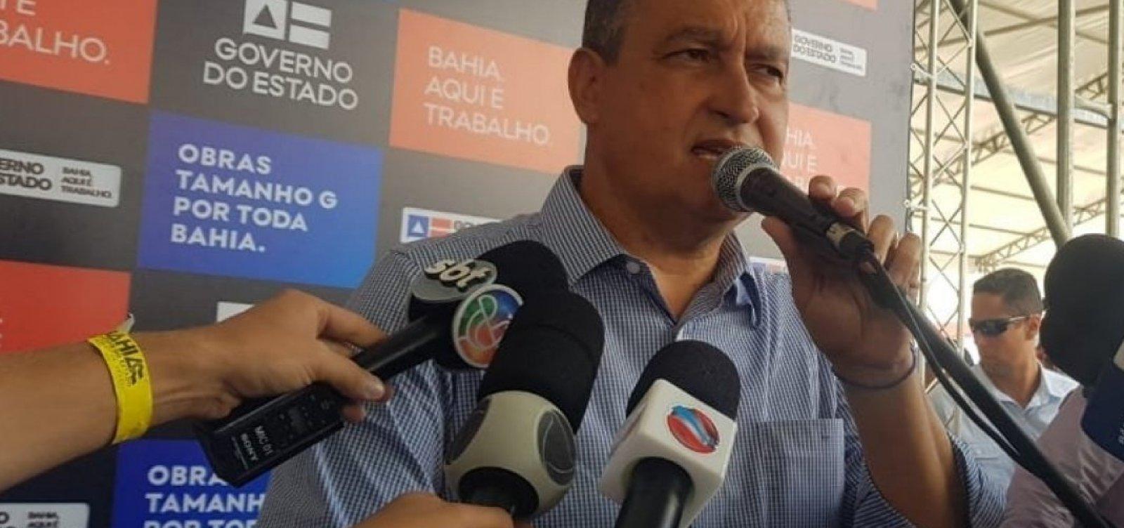 Rui Costa repudia Bolsonaro por dizer que 'Quem quiser vir fazer sexo com mulher, fique à vontade': 'É de ficar perplexo'