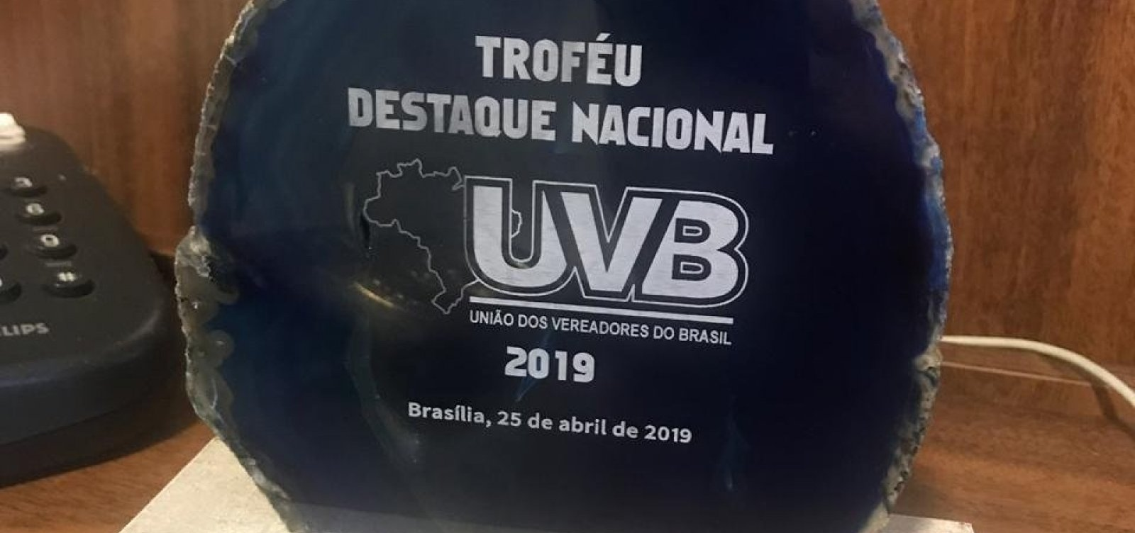 Município baiano é destaque em premiação nacional em Brasília