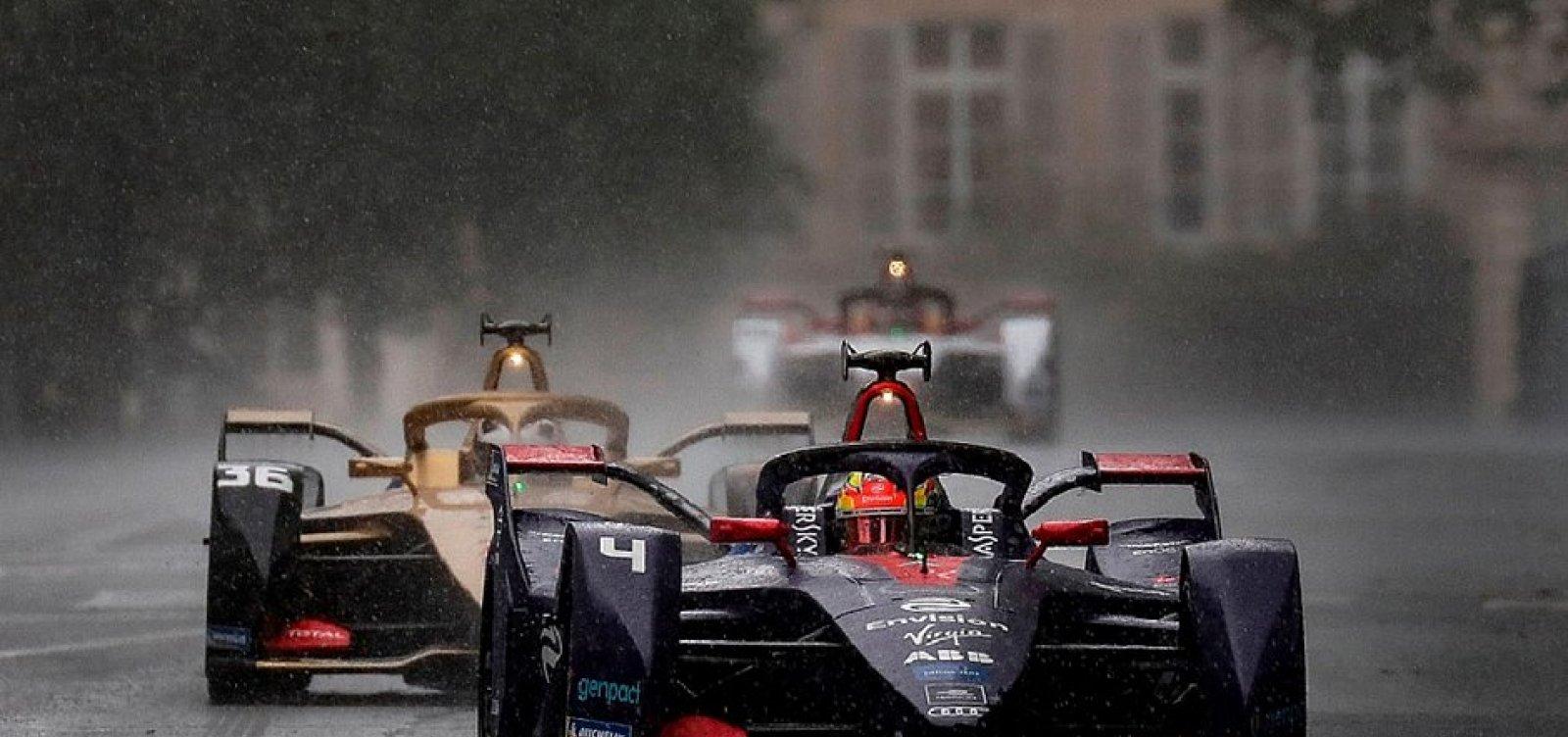 Felipe Massa fica em nono na etapa de Paris da Fórmula E