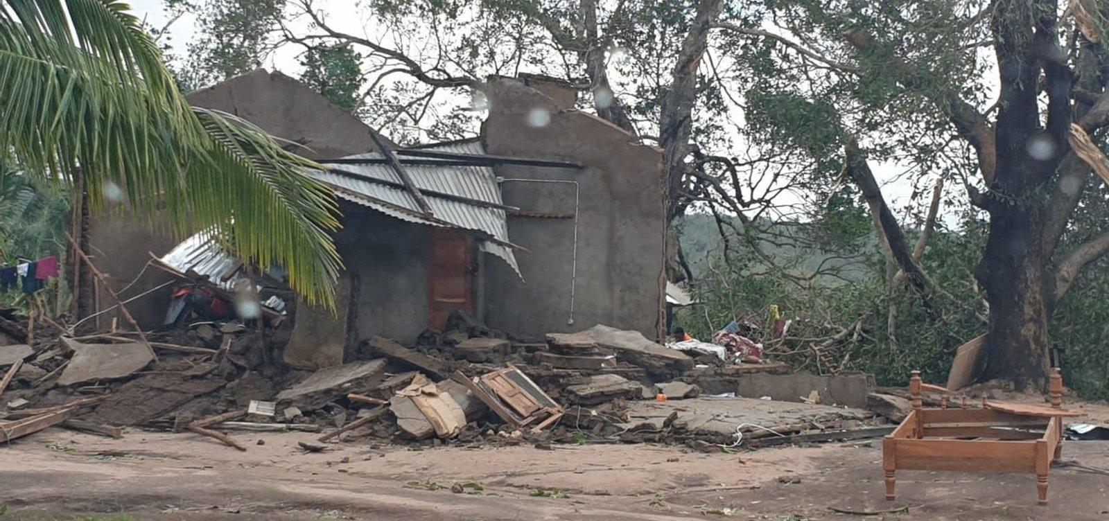 Novo ciclone deixa cinco mortos e 18 mil desalojados em Moçambique