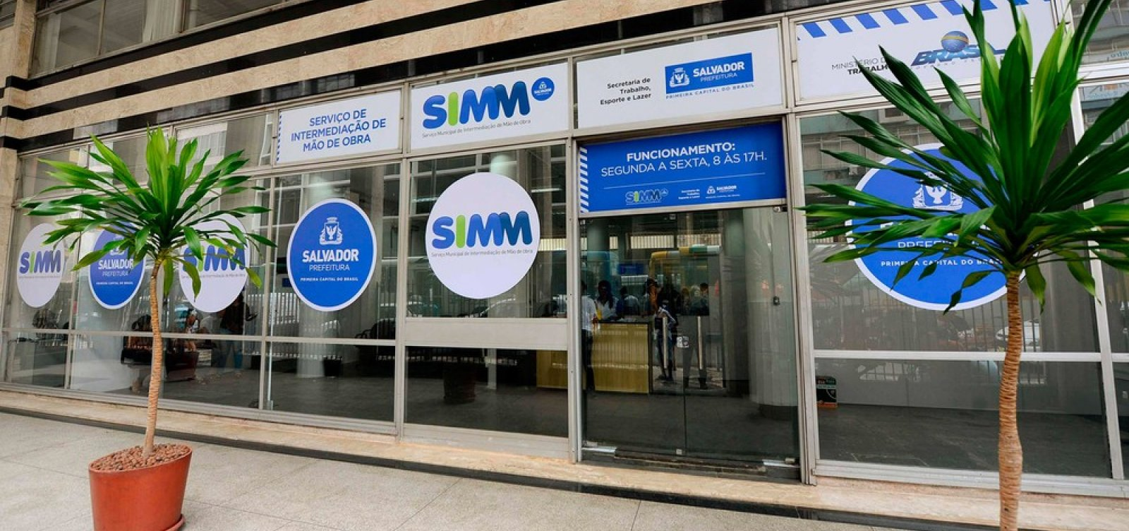 SIMM abre vagas de emprego nesta segunda