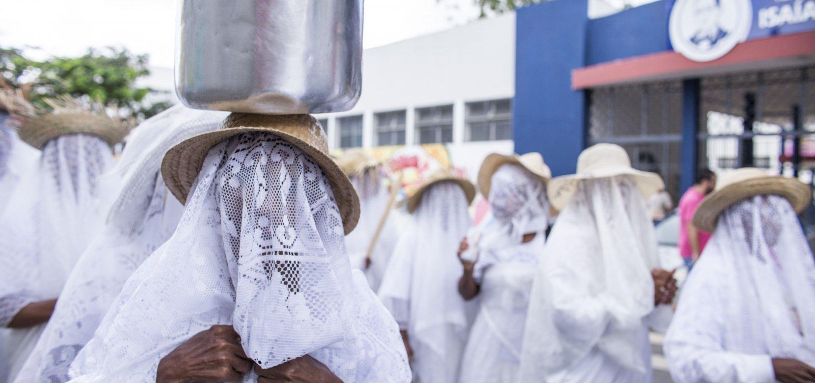 Funceb abre convocação para grupos de manifestação de cultura popular desfilarem no 2 de Julho