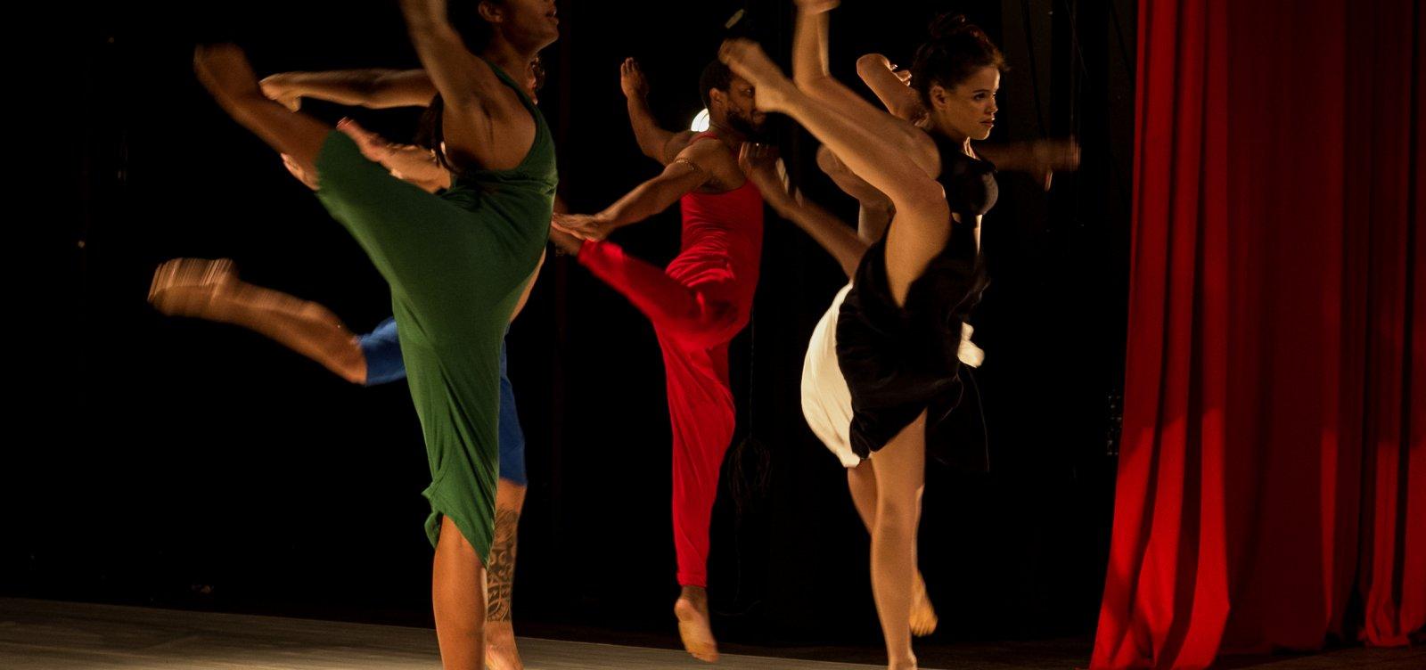 Espetáculo de dança Tirania das Cores entra em cartaz em Salvador e Feira