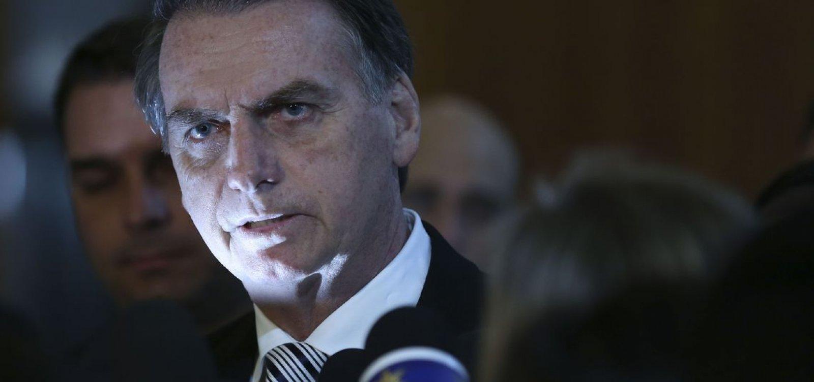 Bolsonaro perde 'voto de confiança' dos mais pobres, aponta Ibope