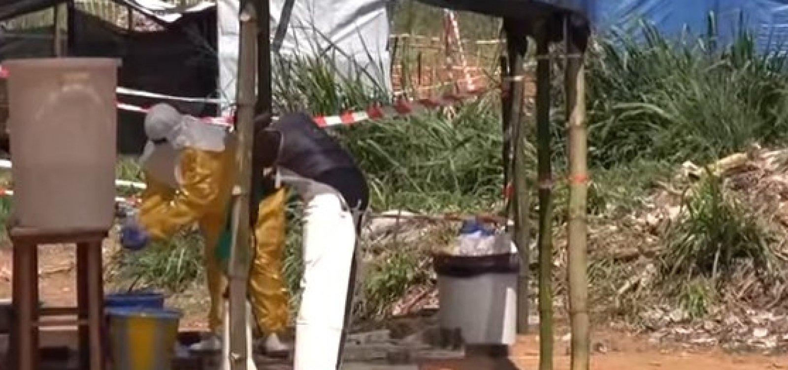 Número de mortos pelo Ebola no Congo chega a 865