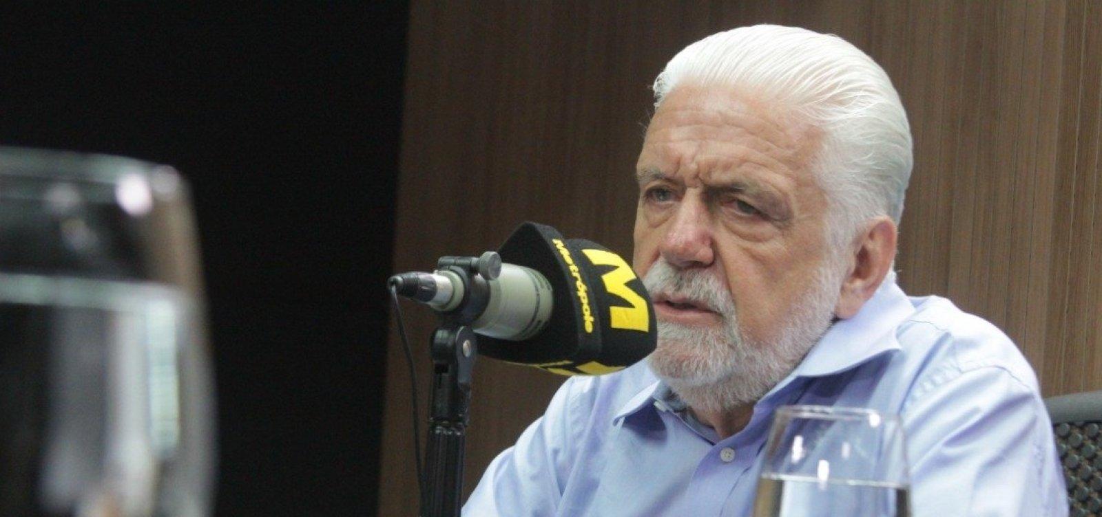 Wagner disse a Lula que topava ser vice de Ciro ou Josué Alencar