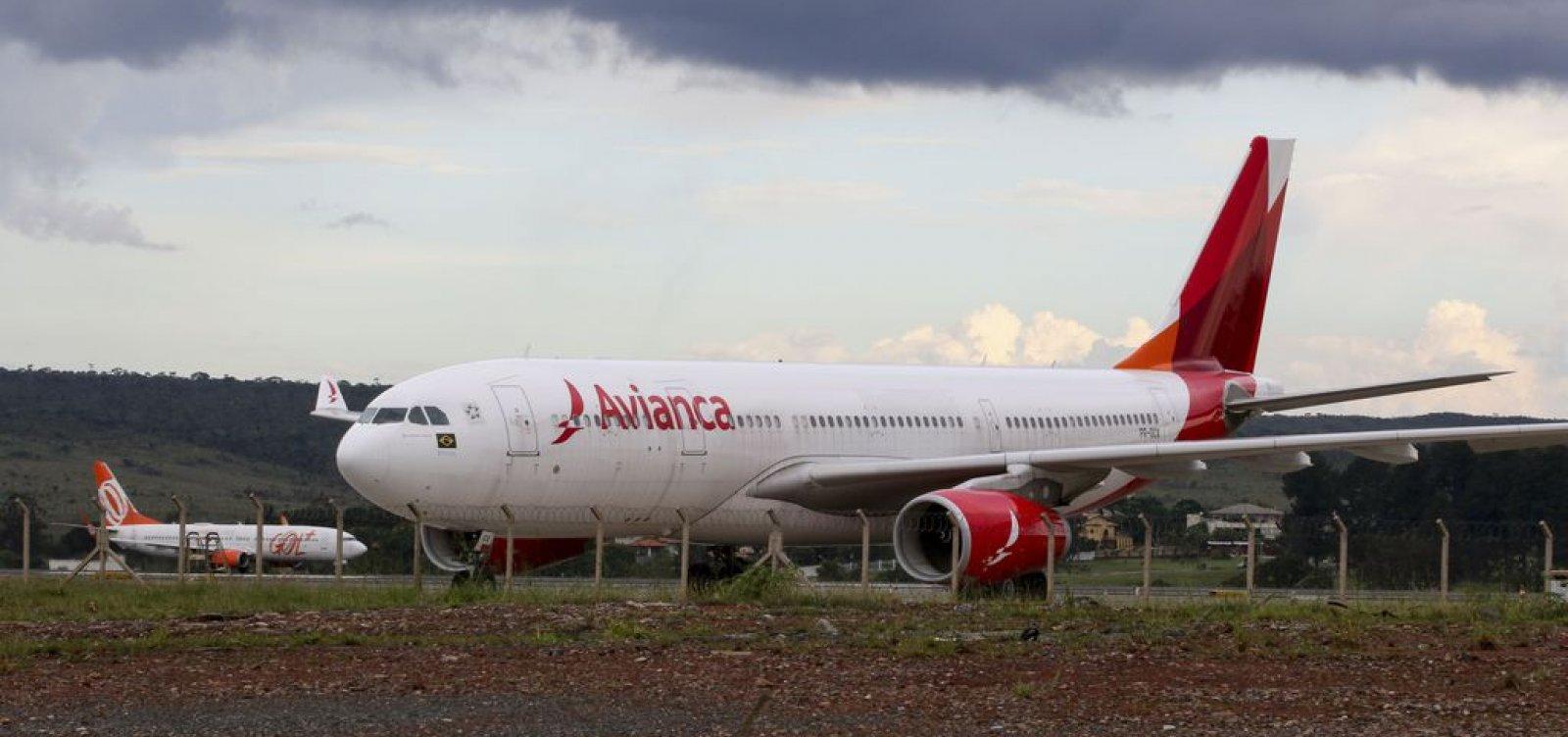 Avianca deixa de operar no Recife e voos são cancelados