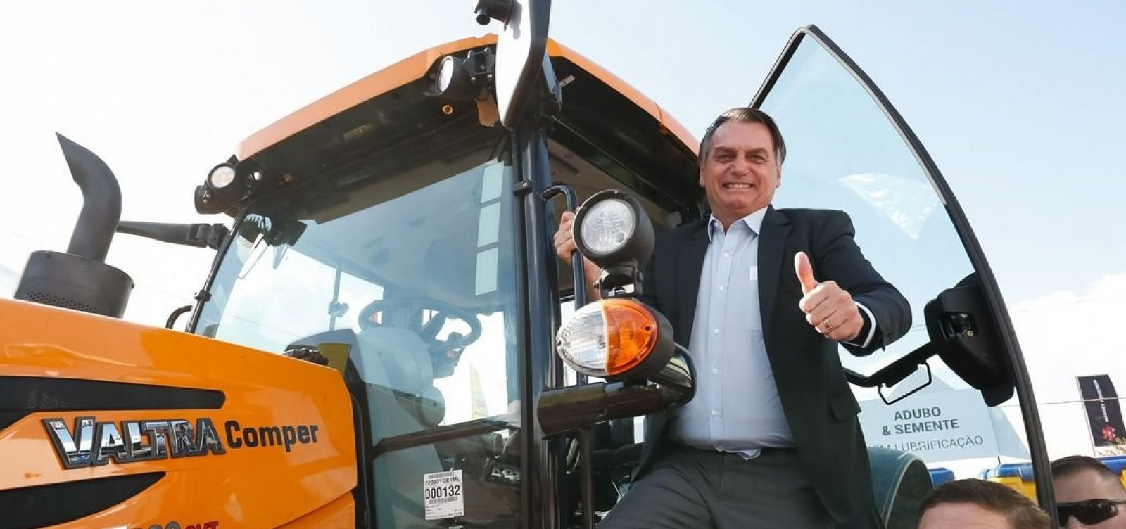 Bolsonaro quer tirar punição de proprietário rural que atirar em invasor