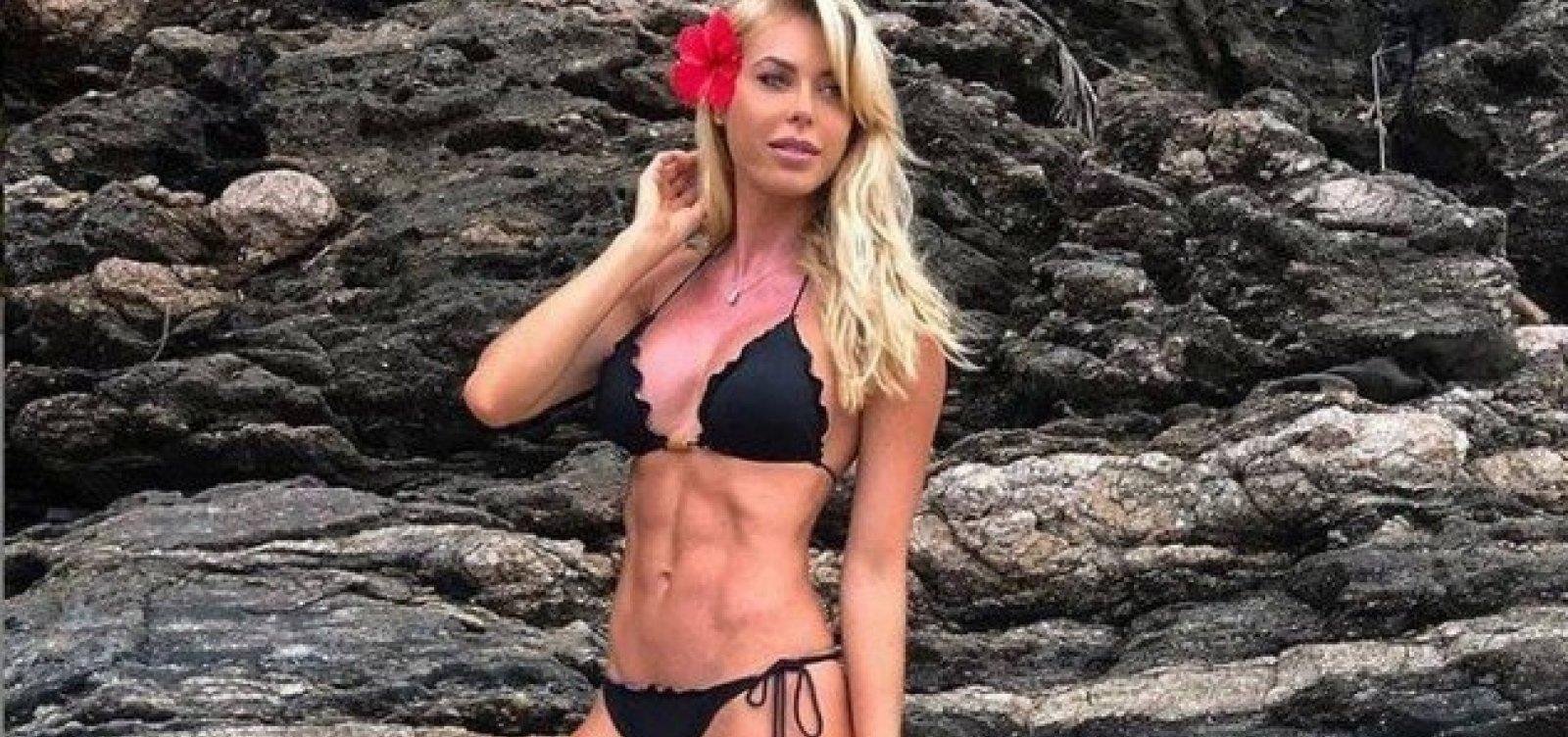 Corpo da modelo Caroline Bittencourt é encontrado