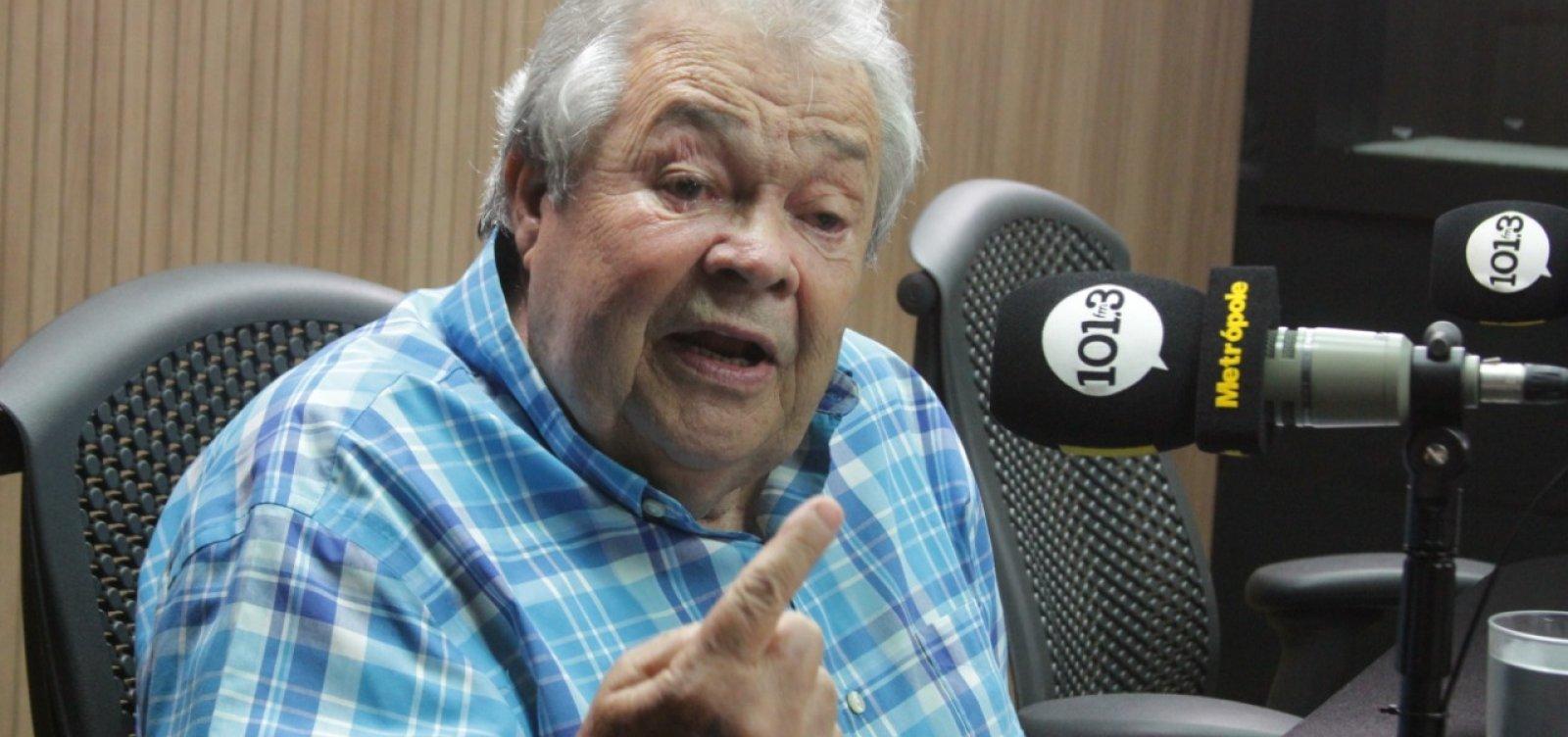 Em entrevista a MK, Murilo Leite lembra histórias do passado e avalia governantes atuais