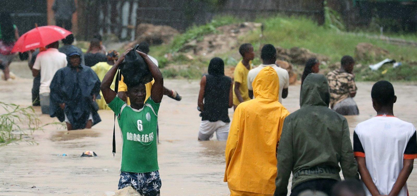 Ciclone Kenneth já deixou 38 mortos em Moçambique