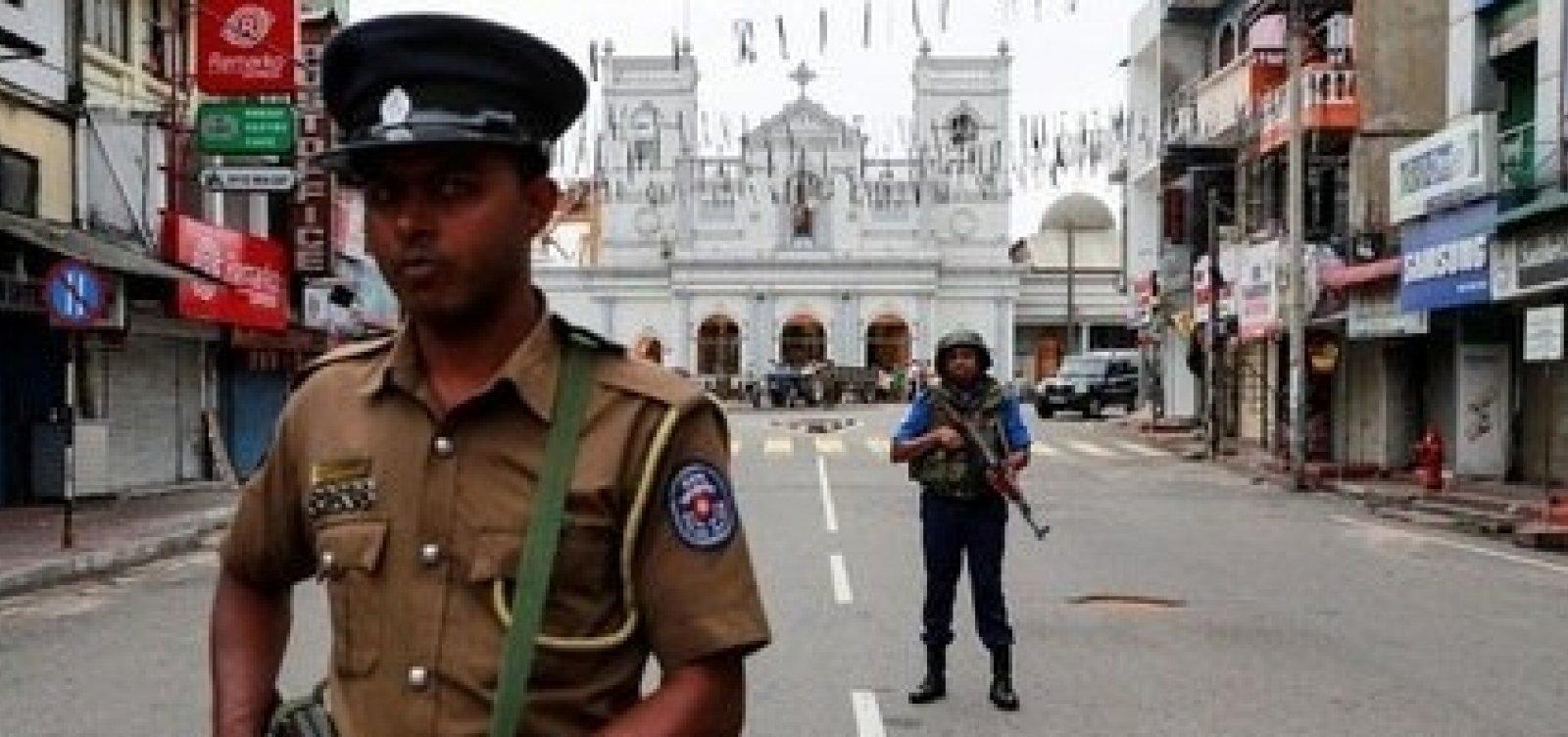 Autoridades do Sri Lanka alertam para novos ataques