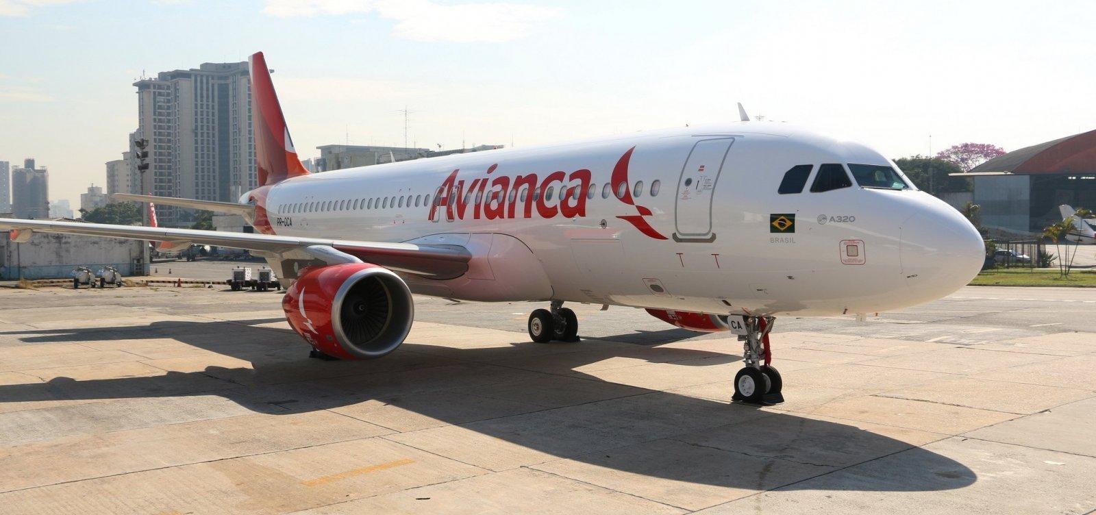 Crise da Avianca cancela 378 voos em Salvador até o próximo dia 8