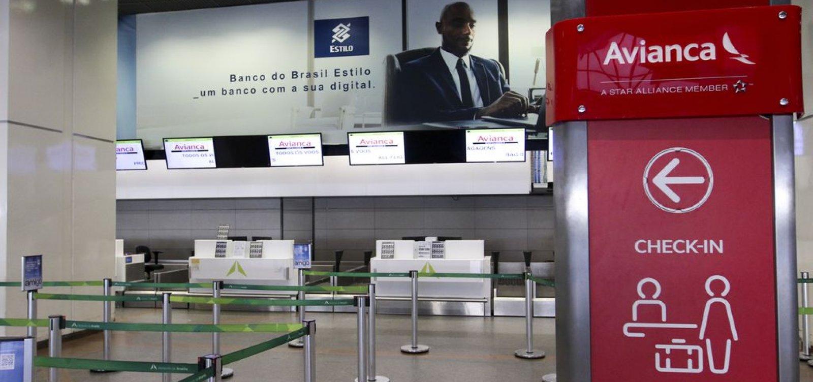 Procura de voos para a Bahia cai 11% com crise da Avianca