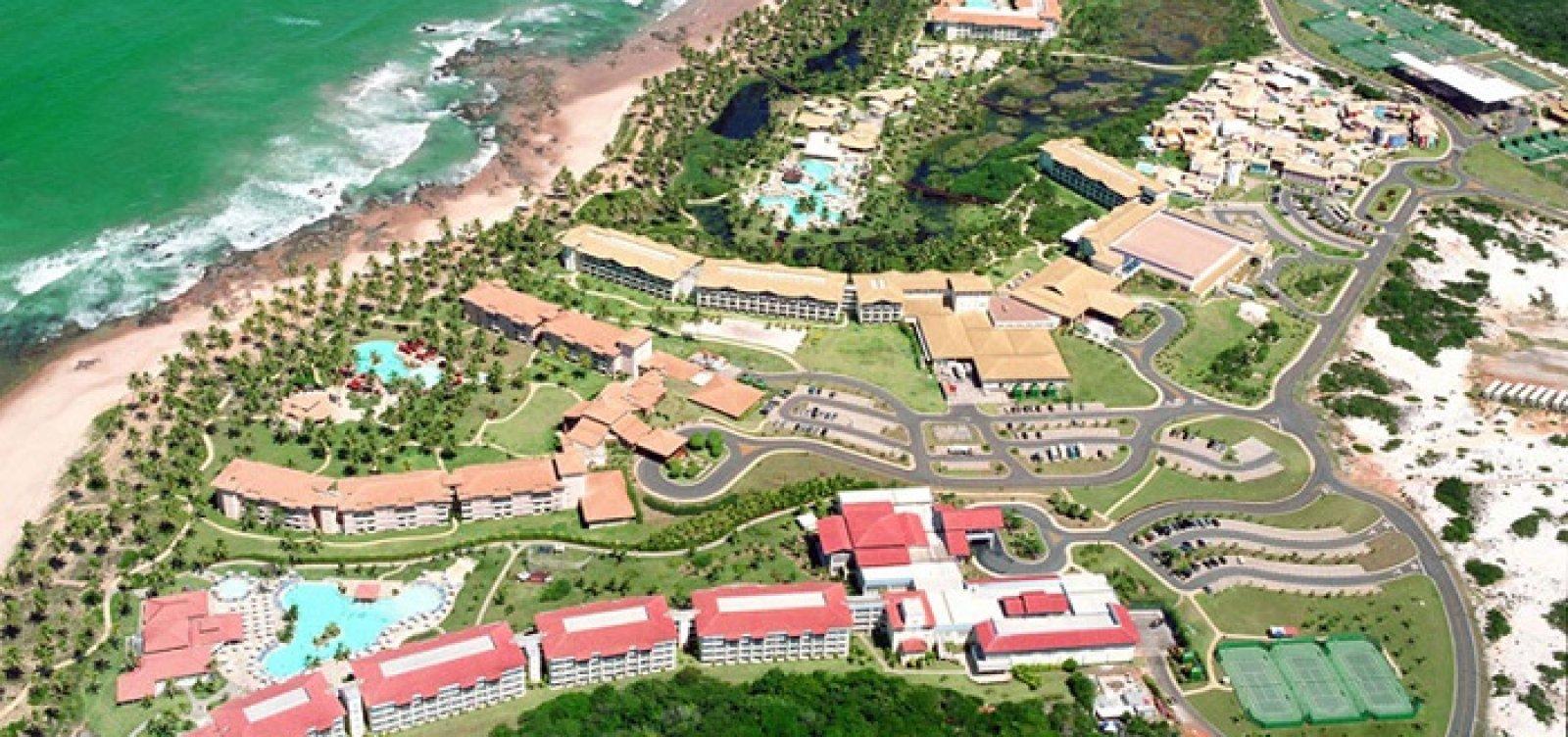 Costa do Sauípe terá parque aquático em 2021, diz diretor