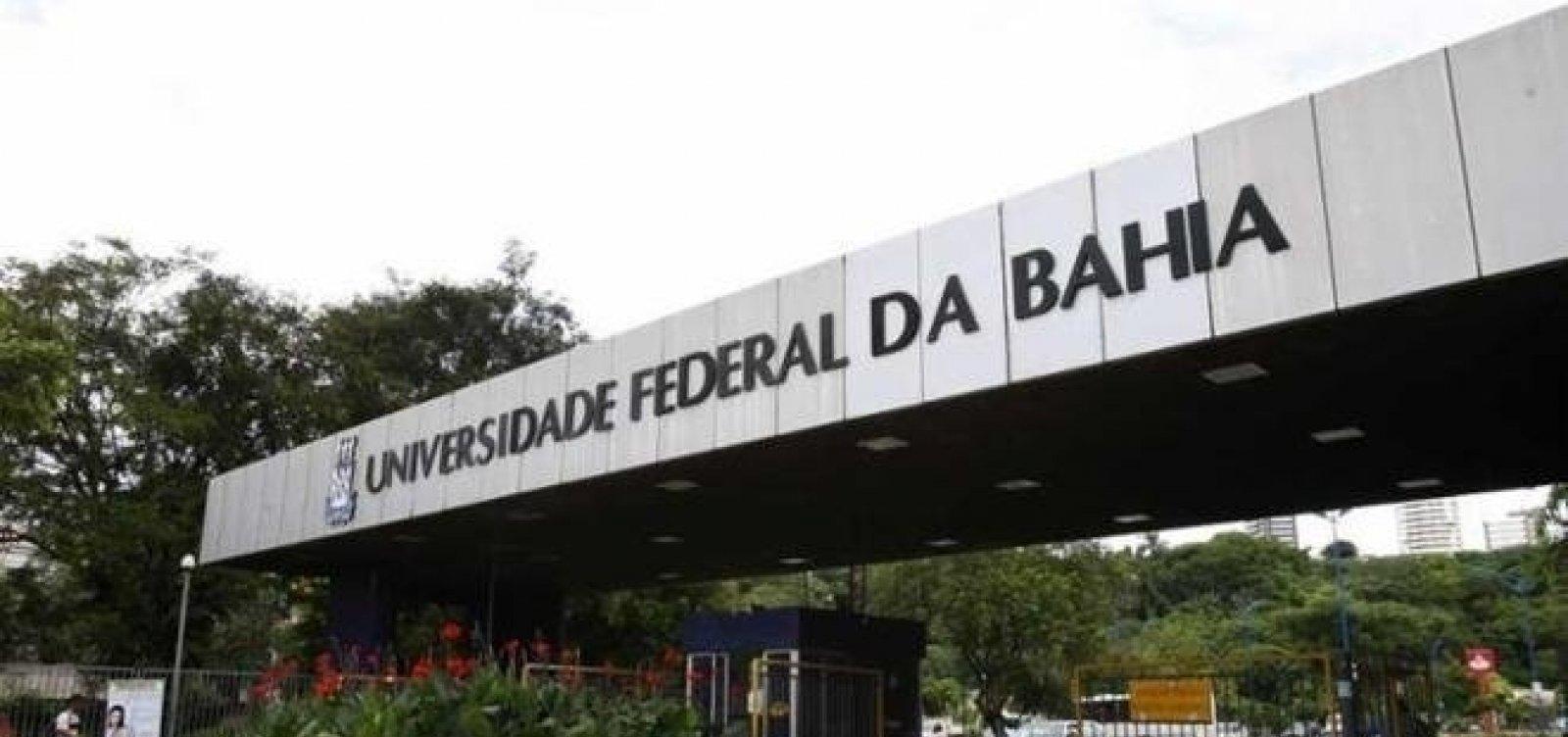Apub repudia corte de verbas na Ufba pelo MEC: 'É uma chantagem'