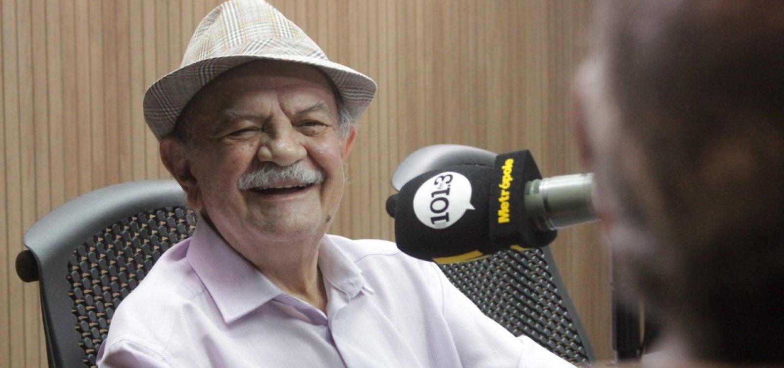 Harildo Deda: 'Será que vem a censura agora? Sei lá. Tudo muito estranho'